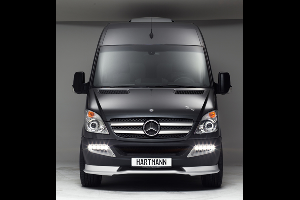 обвес для Mercedes Sprinter sp stream
